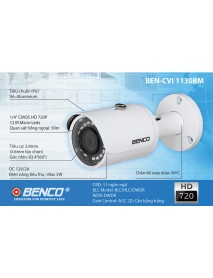 Camera thân hồng ngoại BEN-CVI 1130BM