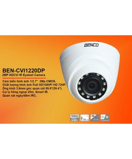 Camera hồng ngoại BEN-CVI 1220DP