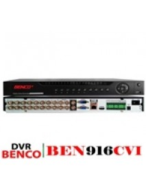Đầu ghi hình camera Analoge BEN-916CVI