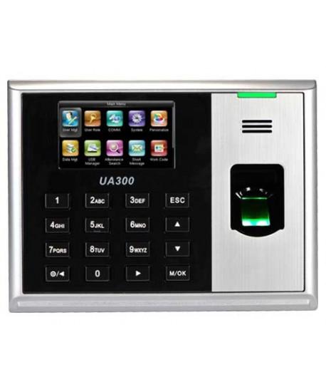 Máy chấm công vân tay và thẻ cảm ứng UA300
