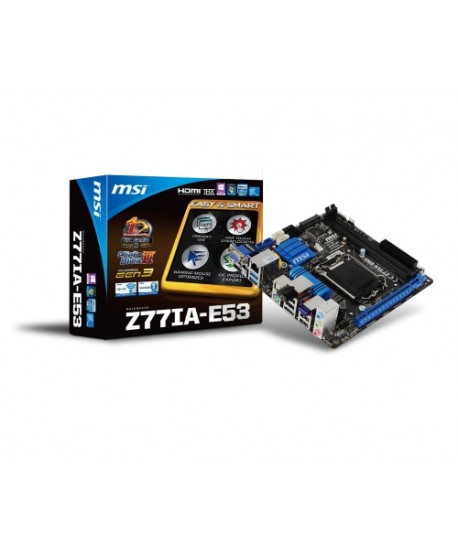 Z77IA-E53 ITX WIFI