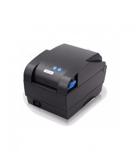 Máy in tem nhãn mã vạch XPrinter XP-365B (khổ 80mm, in nhiệt trực tiếp lên giấy decal)