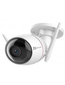 Camera IP Wifi EZVIZ CS-CV310 1.0 Megapixel, F2.8mm, IR 30m, MicroSD, âm thanh 2 chiều, đèn và còi báo động