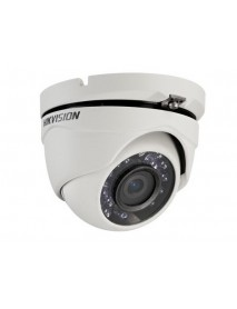 CAMERA HDTVI HIKVISION HIK-56D6T-IRM (DOME 2MP)