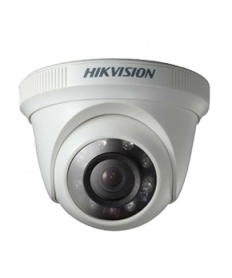 CAMERA HDTVI HIKVISION HIK-56D6T-IR (DOME 2MP)