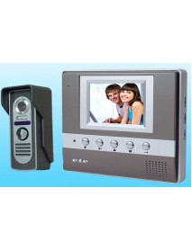 Chuông cửa hình Video Door Phone Ete T-608C