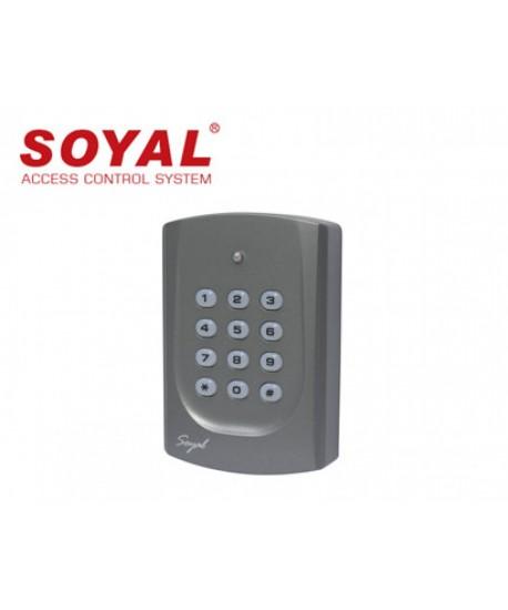 Soyal AR-721H - Máy chấm công kiểm soát cửa bằng thẻ cảm ứng
