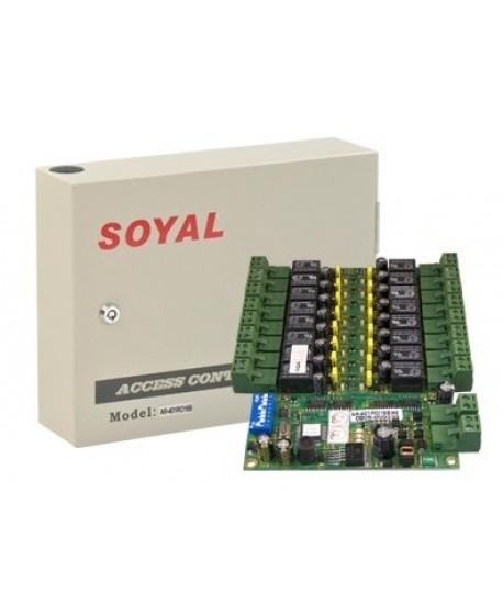 Bộ phân tầng thang máy dùng thẻ Soyal AR-401RO