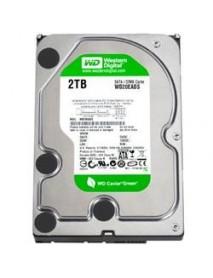 WD 2TB/ 7200 Rpm / Cache 64MB /Sata 3 (6.0 GB/s) - Caviar Green