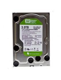 WD 3TB/ 7200 Rpm /Cache 64MB / Sata 3 (6.0 GB/s) - Caviar Green